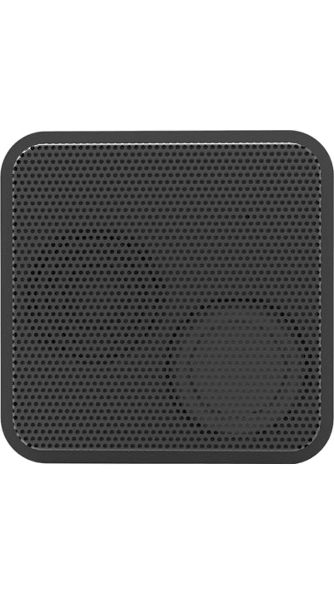 Portronics Cubix BT Bluetooth Speaker (Black)