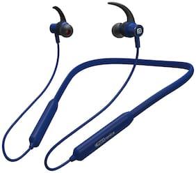 Portronics POR-1186 In-Ear Bluetooth Headset ( Blue )