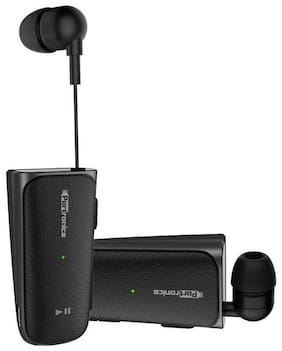 Portronics Por-811 In-ear Bluetooth Headsets ( Black )