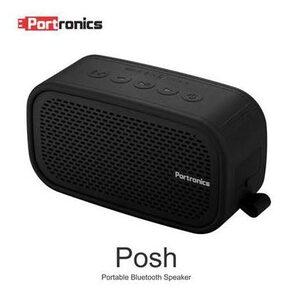 Portronics Posh Bluetooth Speaker (Black)