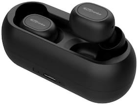 Portronics HARMONICS TWINS In-ear Bluetooth Headsets ( Black )