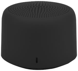 Portronics PICO Portable Bluetooth Speaker ( Black )