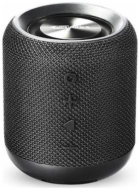 Portronics SOUNDDRUM POR 871 Bluetooth Portable speaker ( Black )