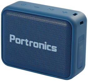 Portronics DYNAMO POR 737 Bluetooth Portable Speaker ( Blue )