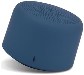 Portronics PICO POR-313 Portable Bluetooth Speaker ( Blue )
