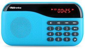 Portronics Wired Speaker ( Blue )