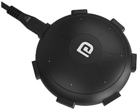 Portronics POR-1094 UFO PRO Multi-Port Charging Station with PD + QC Output (Black)
