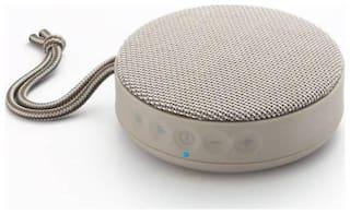 Portronics POR-755 Portable Bluetooth Speaker ( Beige )