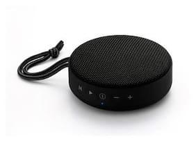 Portronics Sound Bun (POR- 754) Bluetooth Speaker (Black)