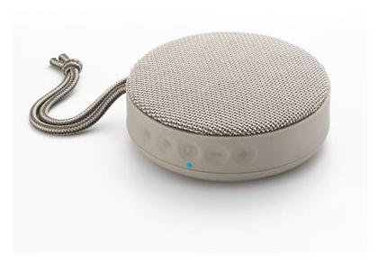 Portronics Sound Bun (POR-755) Bluetooth Speaker (Beige)