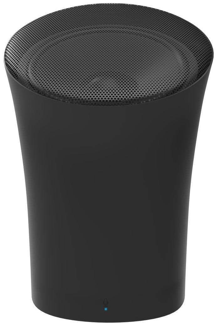 Portronics POR 280 SOUND POT Bluetooth Portable Speaker   Black