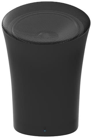 Portronics SOUND POT Bluetooth Portable Speaker ( Black )