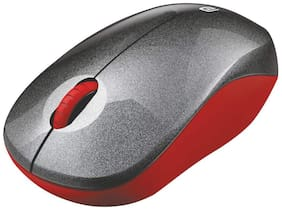 Portronics Toad 12 Wireless Mouse ( Red & Black )