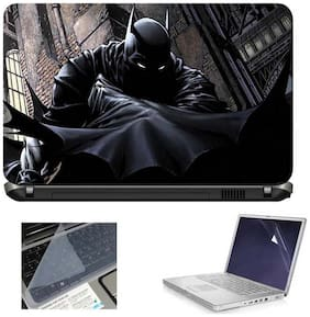 Print Shapes 3 In 1 Print Shapes Laptop Skins With Screen Protector And Key Guard