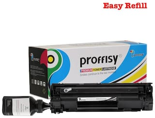 Proffisy Easy Refill 85A For CE285A/CB435A/CB436A Toner Cartridge Compatible