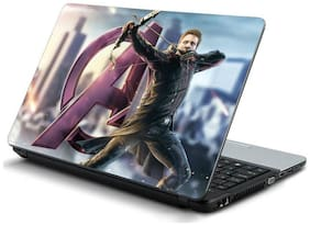 Psycho Art Skin For Laptop of 15.6 inch of Dell-lenovo-Acer-HP-Vaio-Asus-Toshiba HQ100632