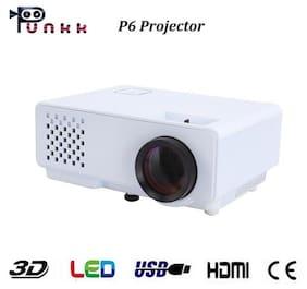 Punnkk P 6 W Led Full Hd Projector