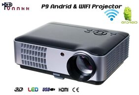 Punnkk P9a Led Full Hd Projector