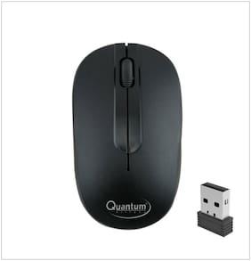 Quantum QHM271 Wireless Mouse ( Black )