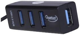 Quantum QHM6642  Cables & USB Hubs Assorted Color