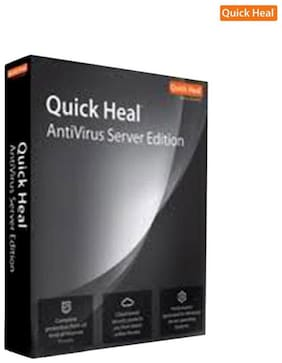 Quick Heal Anti Virus For Server (1 PC/1 Year)
