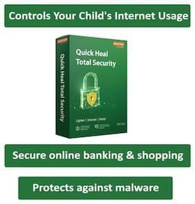 Quick Heal Anti Virus ( 10 PC , 3 yr )