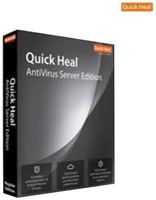 Quick Heal Anti Virus ( 1 Pc , 3 Years )
