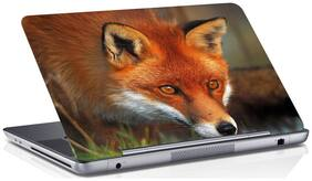 RADANYA Fox Laptop Skin Vinyl Laptop Decal 15.6