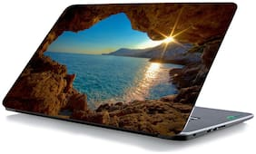 RADANYA Nature Laptop Skin Vinyl Laptop Decal 15.6