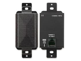 RDL DB-PSP1AF Decora-Style Active Loudspeaker/Format-A/Black