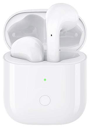 RealMe Buds Air True Wireless Bluetooth Headset ( White )