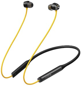 realme In-Ear Bluetooth Headset ( Yellow )