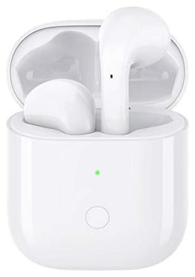 RealMe Buds Air True Wireless Bluetooth Headset ( White )