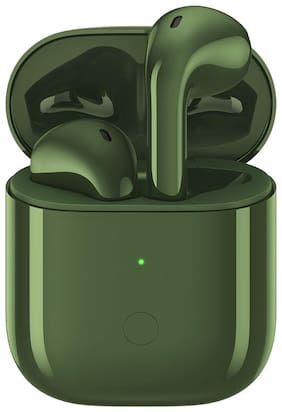 realme Buds Air Neo Buds Air Neo True Wireless Bluetooth Headset ( Green )