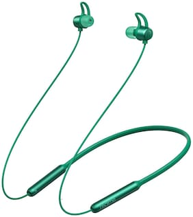 RealMe Buds with Mic In-Ear Bluetooth Headset ( Green )