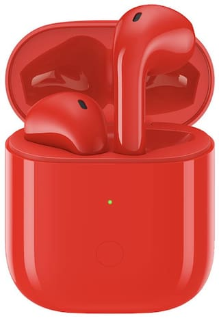 realme Buds Air Neo True Wireless Bluetooth Headset ( Red )