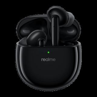 realme Air Buds Pro True Wireless Bluetooth Headset ( Black )