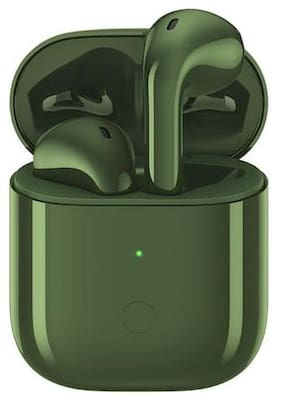 realme Buds Air Neo Buds Air Neo In-Ear Bluetooth Headset ( Green )