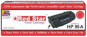 Red Star HP CE285A, 85A Compatible Black Toner Cartridge for HP laser printer MFP M1130, M1132, M1134, M1137, M1138, M1139, M1210