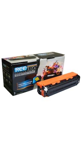Ree-tech CB541A Toner Cartridge ( Orange )