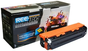 Ree-tech CE321A Toner Cartridge ( Orange )