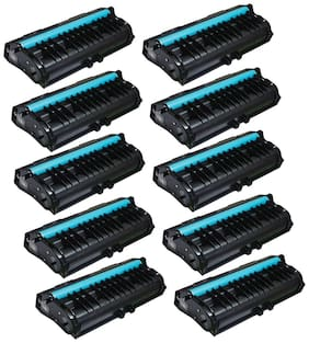 Ree-Tech SP 111 10 Toner Cartridge Compatible for Ricoh SP 111 - Pack of 10