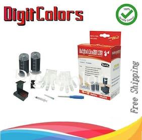 Refill bottle Ink Kit box tool for CN Canon PG240 PG240XL Black ink cartridge