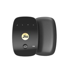 Reliance Jio 150 mbps Data Card (Black)