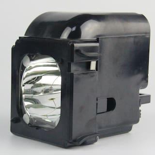 Replacement Lamp For Samsung BP96-01653A w/ Housing TV DLP Rear BP9601653A
