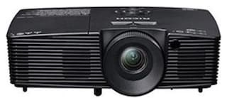 Ricoh PJ TS100 Projector (Black)