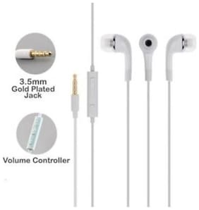 Rishtavia Samsung YR-EHS61ASFWE Handsfree Headset Earphones With 3.5mm Jack & Mic