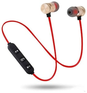 Rockpapa Magnet BT-02 In-Ear Bluetooth Headset ( Assorted color )