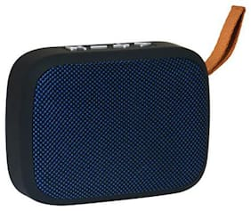 RRS & SONS MG2 Portable Bluetooth Speaker ( Blue )