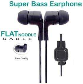 S4 In-Ear Wired Headphone ( Black )